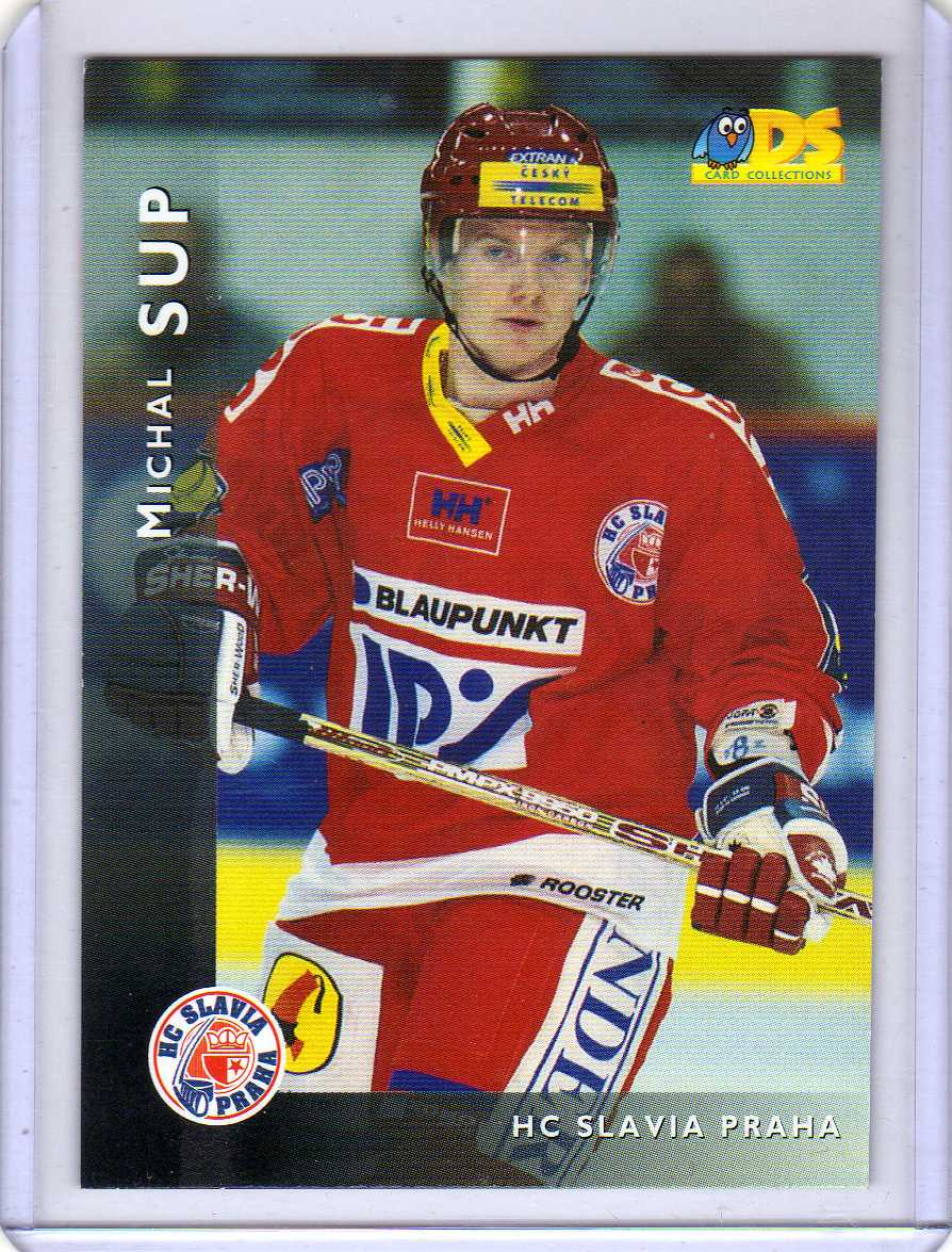 DS 1999-2000 č.121 Sup Michal - Slavia