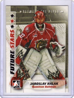 Halák Jaroslav (G) - Hamilton - Between the Pipes 2007-2008 č.16
