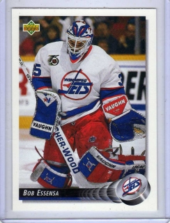 Essensa Bob (G) - Winnipeg - Upper Deck 92-93 č.217