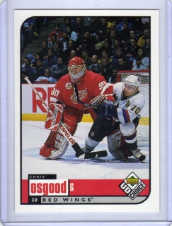 Osgood Chris (G) - Detroit - UD Choice 98-99 č.74
