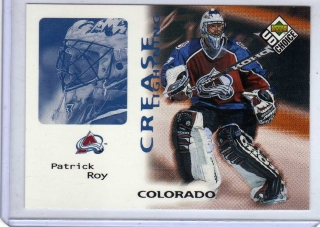 Roy Patrick (G) - Colorado - UD Choice 98-99 č.243